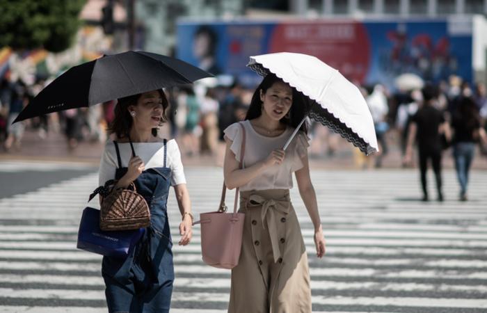 """Esta onda de calor """"é fatal, e nós a consideramos um desastre natural"""", acrescentou. Foto: Martin BUREAU / AFP"""
