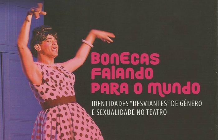 Publicado pelo Sesc, livro tem 288 páginas e custa R$ 40. Foto: Sesc/Divulgação