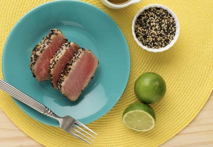 Receitas da GreenMix são naturais, frescas e livres de conservantes. Na foto, o filé de atum. Foto:4Com/Divulgação