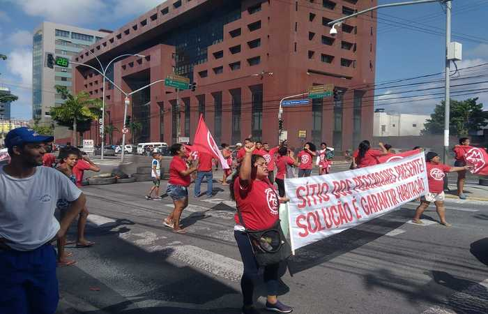 Imagem: MTST/Divulgação