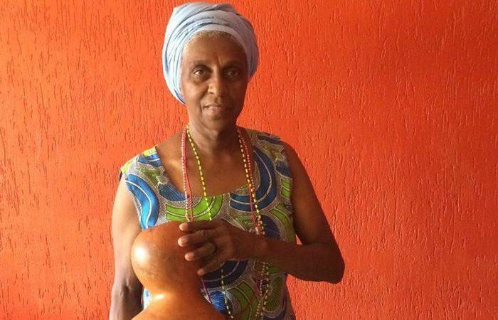 Coordenadora da Rede de Mulheres de Terreiro, Vera Baroni. Foto: Mariana Moraes/Esp. Diario de Pernambuco