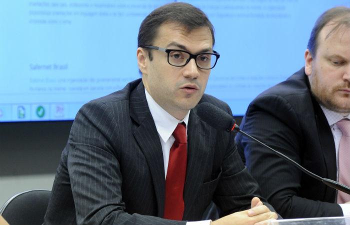 Marcel Leonardi, diretor de Relações Institucionais do Google Foto: Luis Macedo / Câmara dos Deputados