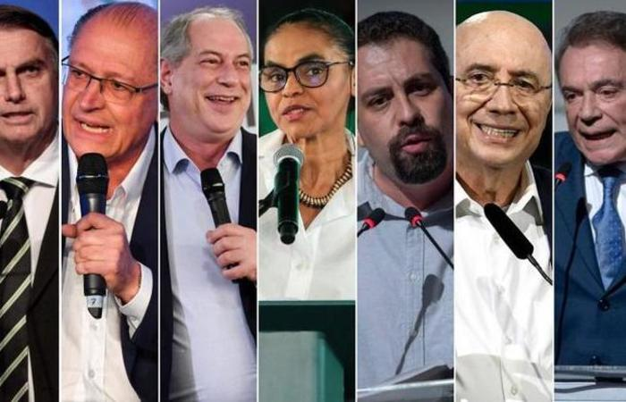 Foto: EVARISTO SA, NELSON ALMEIDA, SERGIO LIMA, MAURO PIMENTEL/AFP