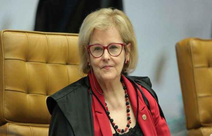 Rosa Weber (foto: Carlos Moura/SCO/STF)