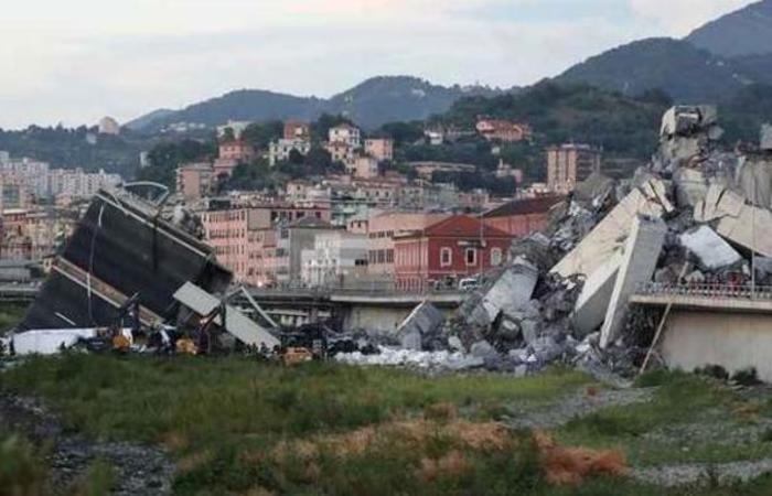 O governo italiano ameaça punir a empresa que administra a rodovia. Foto: VALERY HACHE / AFP