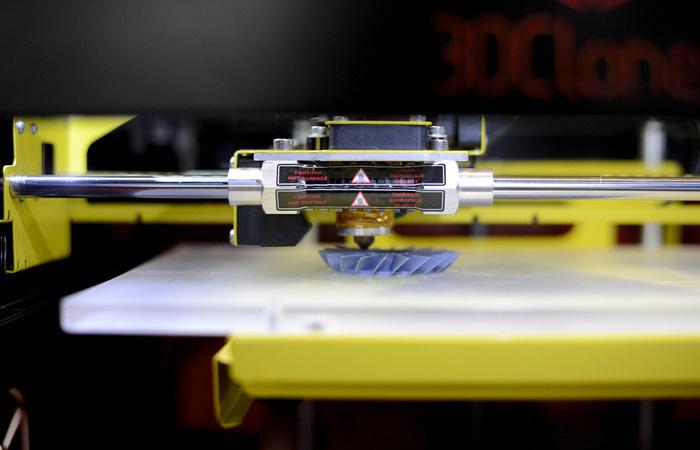 Embriões 3D são impressos por alunos do Instituto de Ciências Biomédicas. Foto: Reprodução/Flickr