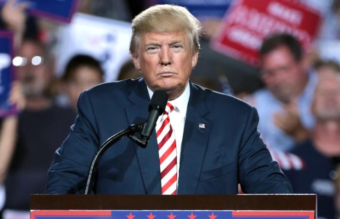 Trump não respondeu se concordaria em responder às perguntas de Mueller sobre a eventual interferência de Moscou nas eleições de 2016. Foto: Reprodução/Internet