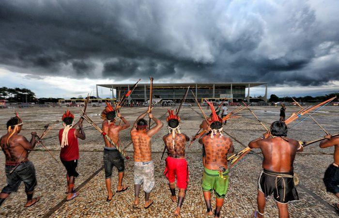 De acordo com o censo de 2010 do IBGE, cerca de 800 mil pessoas se autodeclaram indígenas no Brasil. Foto: Lula Marques/Fotos Públicas (Foto: Lula Marques/Fotos Públicas)