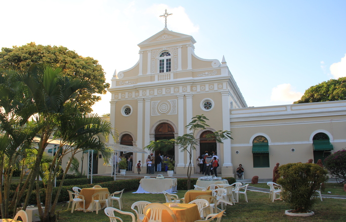 Capela da Santa Casa de Misericórdia onde será celebrada missa pelo arcebispo. Foto: Arquivo/DP