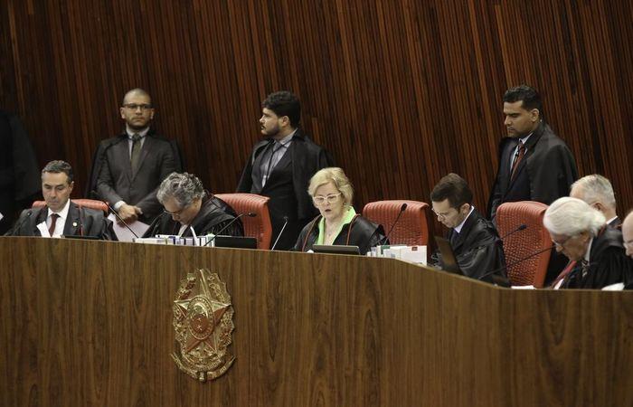 Segundo auxiliares do TSE, o processo de Lula só deve ser incluído oficialmente na pauta do tribunal depois que a defesa do ex-presidente enviar a sua manifestação. Foto: Fabio Rodrigues Pozzebom/ Agência Brasil