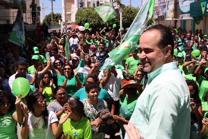 Júlio Lóssio vai chamar eleitores para conhecer suas propostas nas redes sociais. Foto: Divulgação
