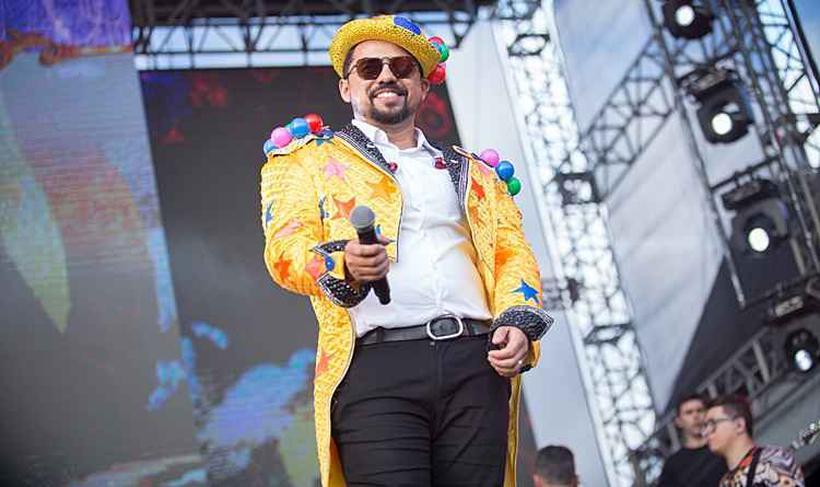 O trabalho traz cinco músicas inéditas, além da faixa-título, que virou um hit. Foto: Pedro Araújo/Divulgação