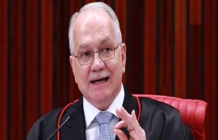 Fachin foi o único ministro do TSE que votou a favor de Lula no último julgamento. Foto: Fátima Meira / Estadão Conteúdo