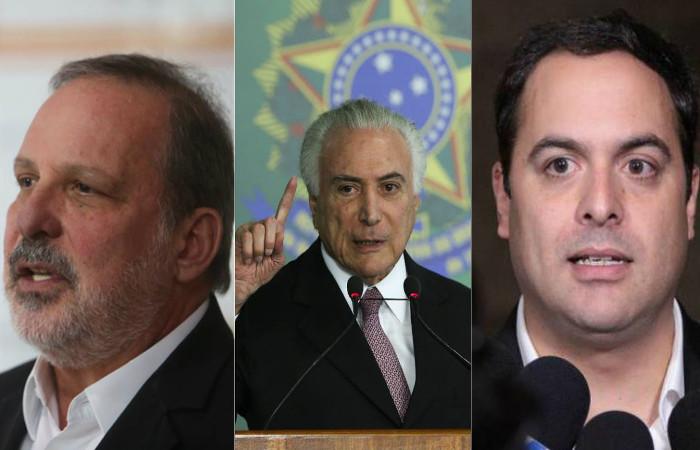 Fotos:Hesíodo Goés/Esp DP /Valter Campanato/Agência Brasil e Roberto Freire/SEI