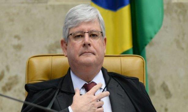 O ex-procurador-geral da República Rodrigo Janot. Foto: AFP (Foto: AFP)