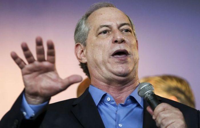 O candidato pelo PDT, Ciro Gomes, é o segundo lugar na pesquisa nacional. Foto: Marcelo Camargo/Agência Brasil (Foto: Marcelo Camargo/Agência Brasil)