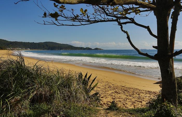 Praia de Balneário Camboriú será uma das que receberá certificado internacional como uma das mais belas do mundo. Imagem: Divulgação
