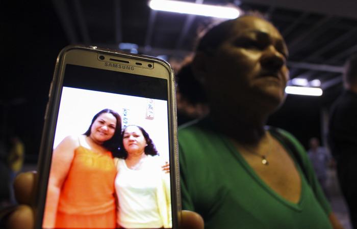 Mãe de Renata, a dona de casa Ana Vicência Sérgio Inojosa diz que Polícia não manteve contato com a filha, enquanto PM reformado permanece foragido. Foto: Marina Curcio/ESP. DP