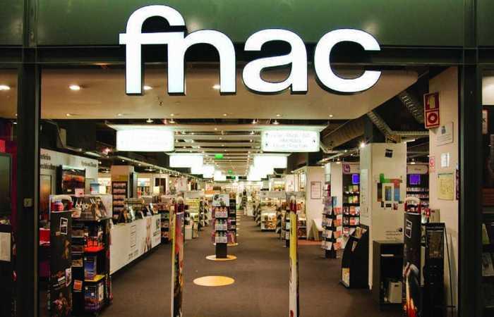 Gigante francesa do ramo de livros e eletrônicos chegou a ter 12 lojas em seis estados e no DF. Hoje, mantém apenas uma unidade, em Goiânia. Foto: Divulgação/Fnac