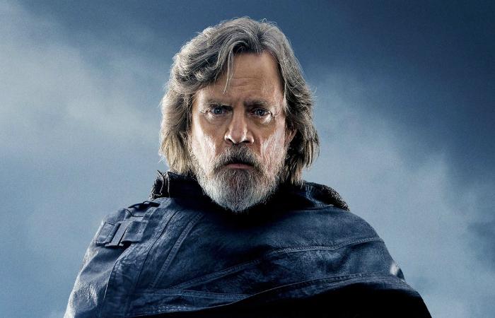 Luke Skywalker, vivido por Mark Hamill, ainda é o DNA da saga. Foto: Disney/Divulgação
