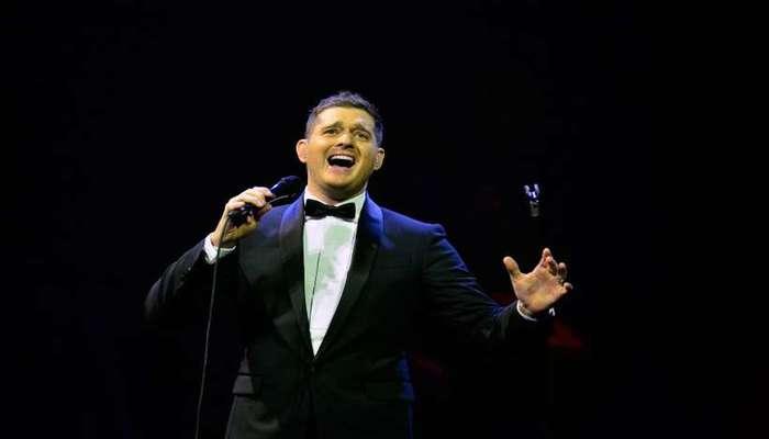 Eu preferia que tivesse sido comigo, disse o cantor. Foto: AFP Photo