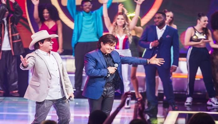 Até o final da temporada, todas as décadas vão se encontrar no palco. Foto: TV Globo/Paulo Belote