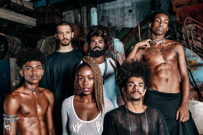 Os cariocas do coletivo Heavy Baile vão apresentar no Recife o som que embala uma das festas mais concorridas do Rio de Janeiro. Foto: Divulgação.