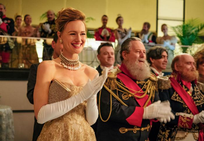 The Romanoffs, do diretor Matthew Weiner, criador de Mad men, é aposta da Amazon. Foto: Divulgação.