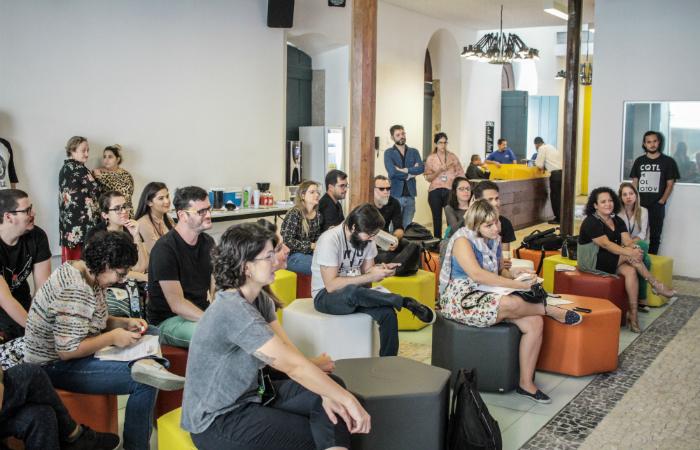 A programação conta com seis palestras e bate-papos. Foto: Hannah Carvalho/Divulgação