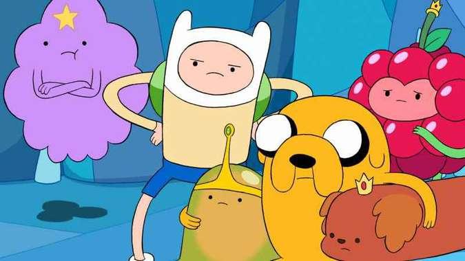 A estreia da minissérie de A hora da aventura está prevista para janeiro de 2019. Foto: Cartoon Network/Divulgação