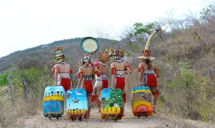 Atividades detalham as vivências dos povos indígenas, principalmente de grupos do Agreste pernambucano. Foto: Divulgação