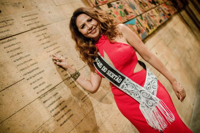 O evento terá como anfitriã a cantora Cristina Amaral. Foto: Francisco Andrade/Divulgação.