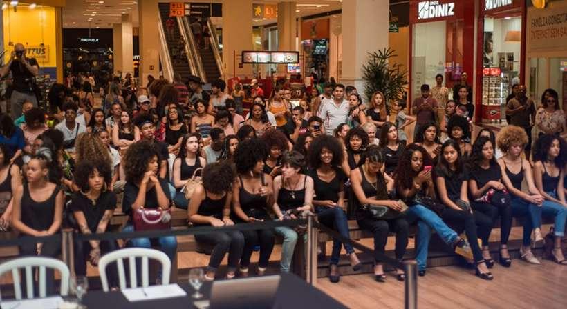 O evento e as injurias raciais ocorreram no último sábado (13/10). Foto: Divulgação/Top CUFA