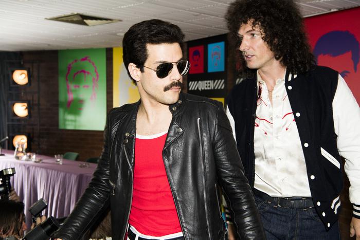 O longa que estreia no dia 1° de novembro vai mostrar desde a formação da banda Queen até seis anos antes da morte de Freddie Mercury. Foto: Fox Film/Divulgação
