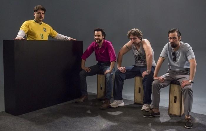 Atração é exibida na Globo aos domingos, após o Temperatura Máxima. Foto: Gshow/Divulgação