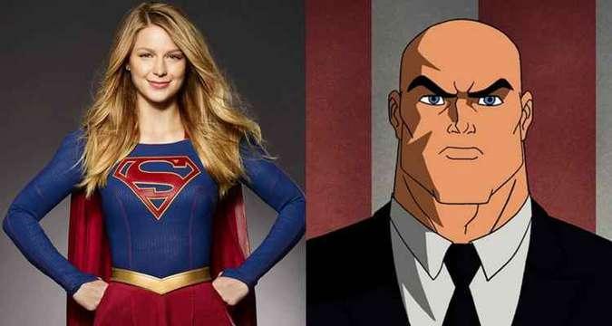 Última vez em que Lex Luthor apareceu na TV foi no seriado Smallville. Foto: Twitter/Reprodução