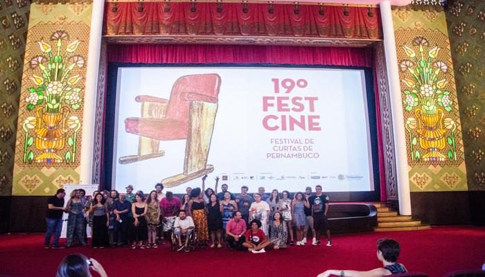 Festival acontece entre os dias 03 e 08 de dezembro, no Cinema São Luiz. Foto: Divulgação