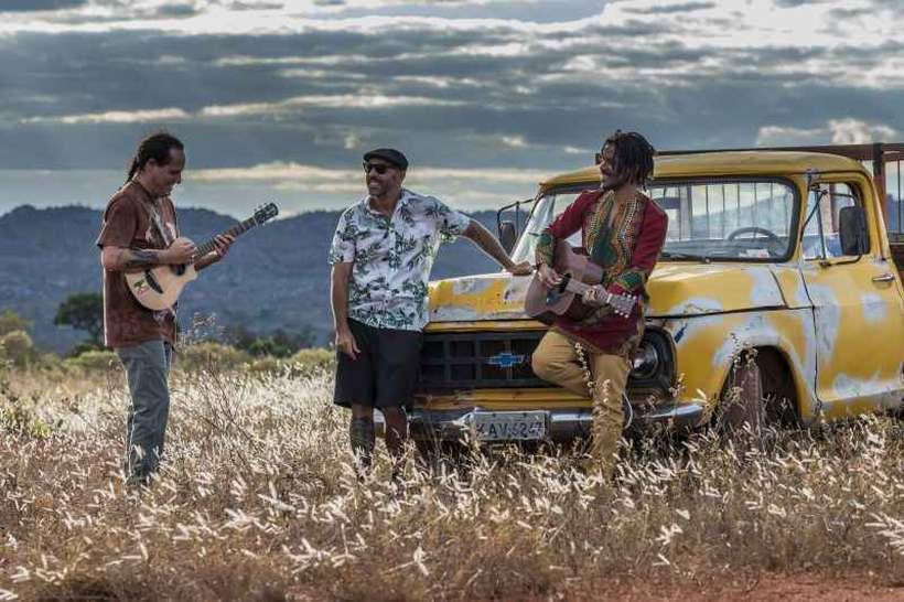 Disco recém-lançado da banda, Natibaby é dirigido especialmente ao público infantil. Foto: Beto Gatti/Divulgação