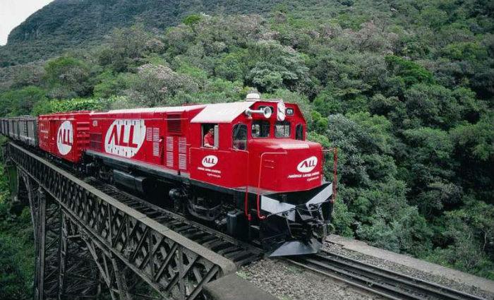 Modelo de autorização, em vez de concessão, será adotado em alguns projetos para ampliar a malha ferroviária. Foto: ALL/Divulgação - 19/12/12
