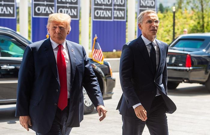 Pronunciamentos do futuro presidente indicam que o Chile, de Piñera, e os Estados Unidos, de Donald Trump (foto), têm potencial para ser os maiores aliados comerciais e diplomáticos. Foto: Nato/Fotos Públicas