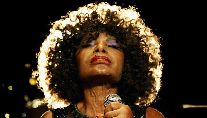 Elza Soares acompanhou de perto a produção e assistiu à versão final três vezes, em festivais. Foto: Divulgação