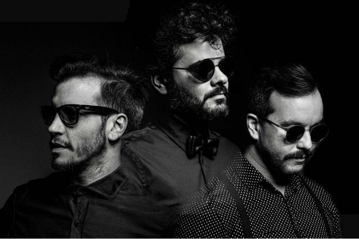 A banda já ultrapassou a marca de 30 mil streams no Spotify e no Deezer. Foto: Carlos Cajueiro/Divulgação.