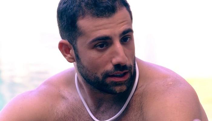 O ex-BBB vai encenar um sírio que encontra refúgio no Brasil. Foto: Reprodução/TV Globo