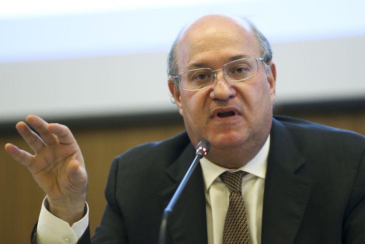 Ilan Goldfajn evitou dizer se vai continuar na presidência do Banco Central. Foto: Arquivo/Marcelo Camargo/Agência Brasil