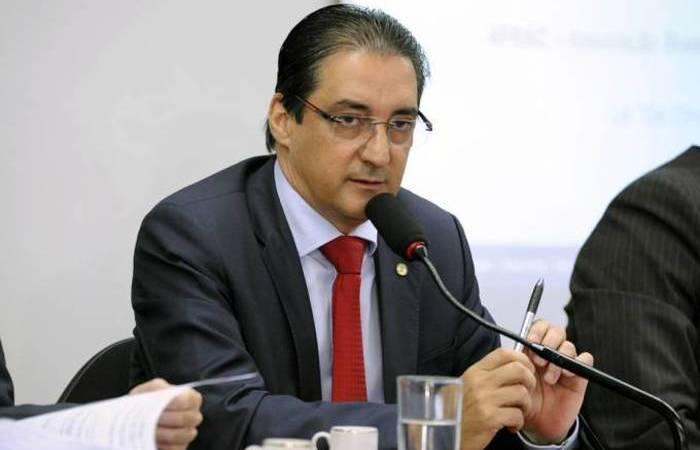 O deputado João Magalhães (MDB) foi um dos presos. Foto: Alexandra Martins/Câmara dos Deputados