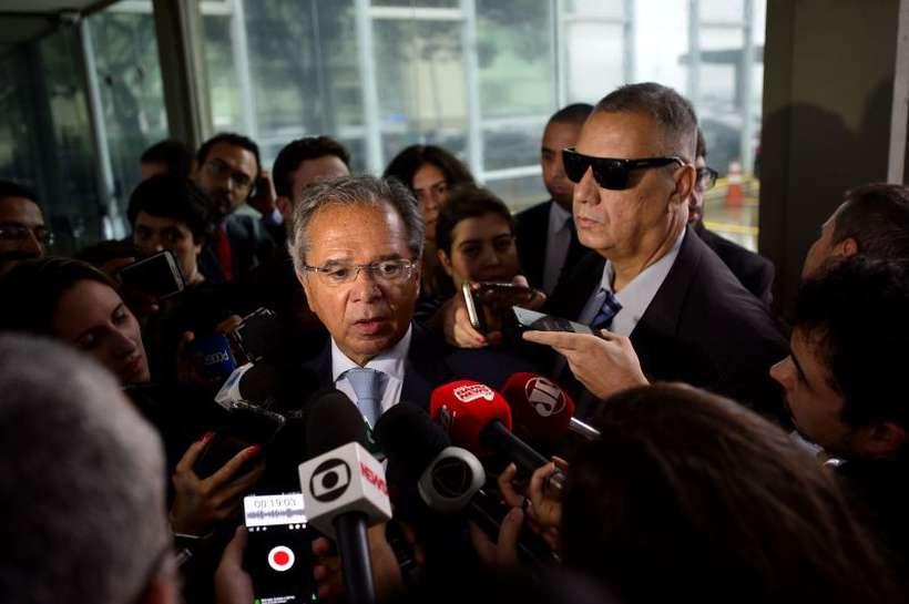 O futuro Ministro da Fazenda Paulo Guedes. Foto: Marcelo Ferreira/CB/D.A Press