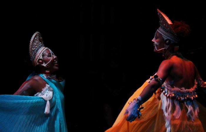 O objetivo é mostrar a criação artística do artista negro nas artes cênicas e outras expressões artísticas. Foto: Lucas Emanuel/Divulgação