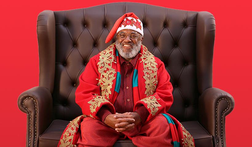 A repercussão do Papai Noel negro é bastante positiva na página do Shopping no Facebook. Foto: Reprodução/Facebook