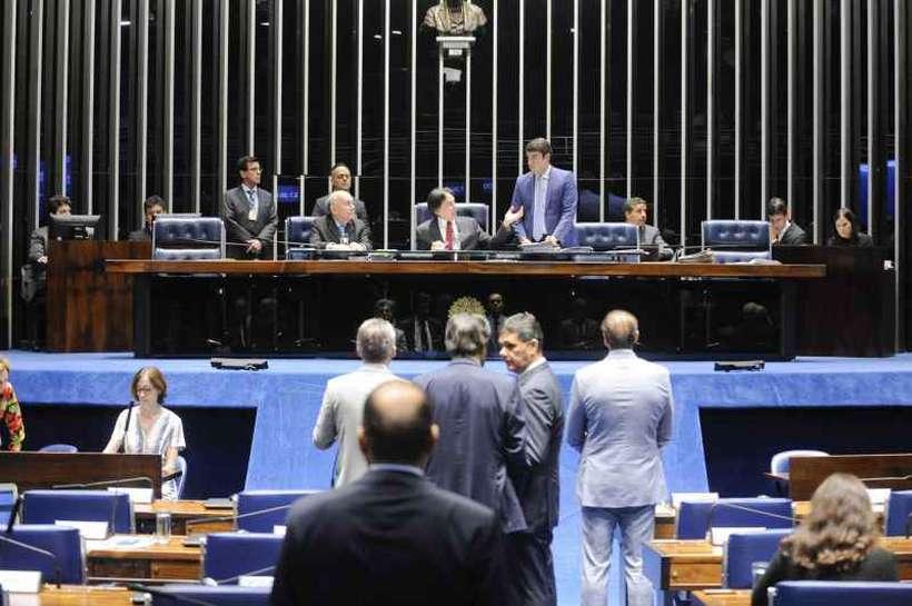 Senadores devem votar hoje destaques e emendas à proposta, que tramita em regime de urgência. Foto: Jonas Pereira/Agência Senado