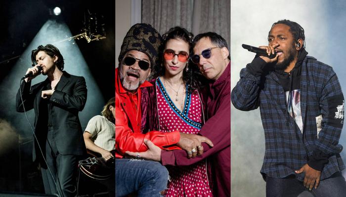 Arctic Monkeys, Kendrick Lamar e os Tribalistas são os headliners da oitava edição do festival no país. Foto: Divulgação